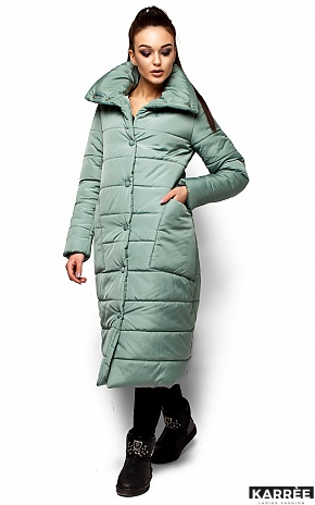 Куртка Альма, Фисташковый - фото 5