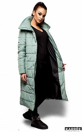 Куртка Альма, Фисташковый - фото 3