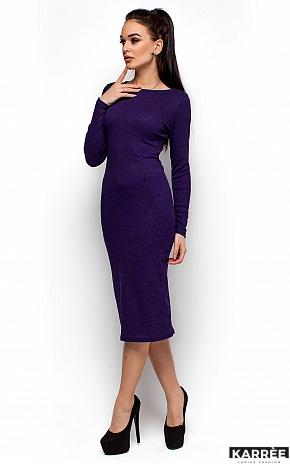 Платье Элина, Фиолетовый - фото 1