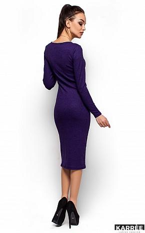 Платье Элина, Фиолетовый - фото 3