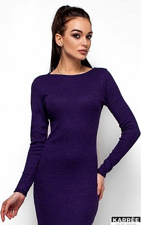 Платье Элина, Фиолетовый - фото 2