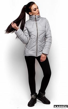 Куртка Мерлин, Серый - фото 4