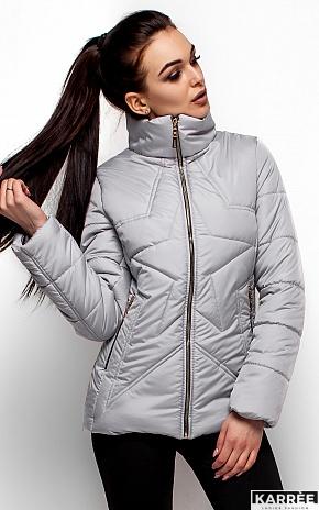 Куртка Мерлин, Серый - фото 2