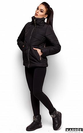 Куртка Мерлин, Черный - фото 5