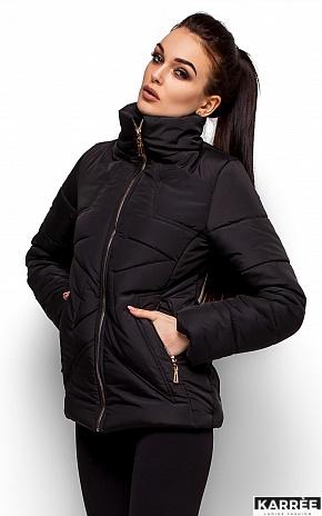 Куртка Мерлин, Черный - фото 2