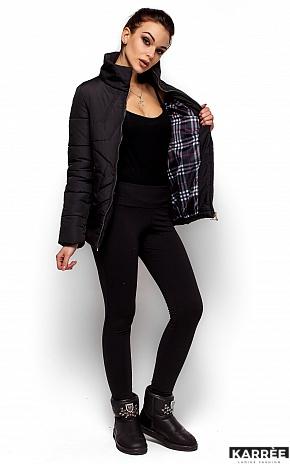 Куртка Мерлин, Черный - фото 3