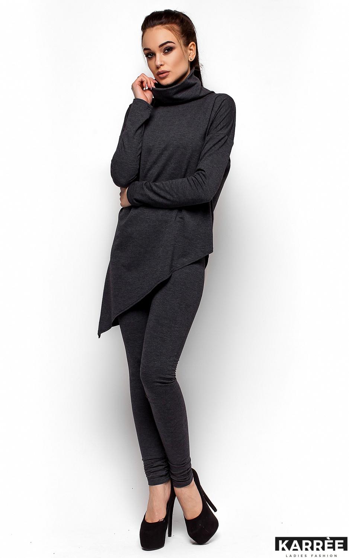 Костюм Трейси, Темно-серый - фото 1