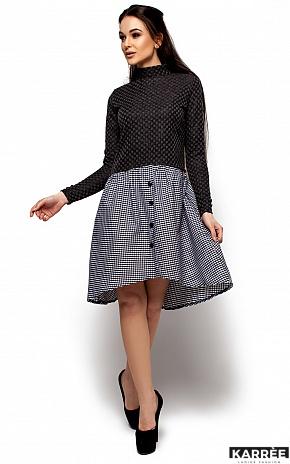 Платье Роуз, Черный - фото 1