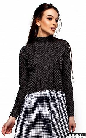 Платье Роуз, Черный - фото 2