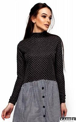 Платье Роуз, Черный