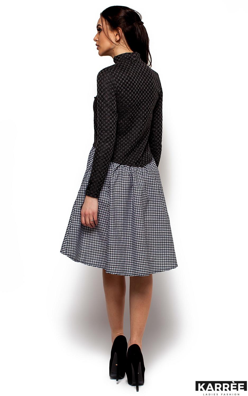 Платье Роуз, Черный - фото 3