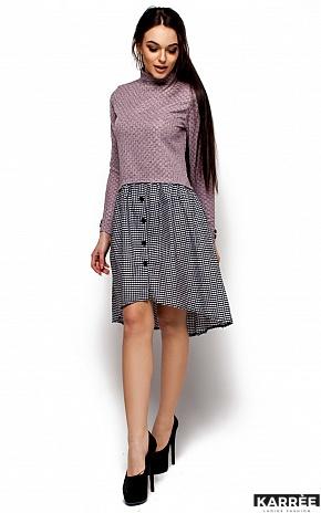 Платье Роуз, Розовый - фото 1