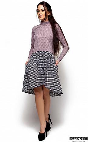 Платье Роуз, Розовый - фото 4