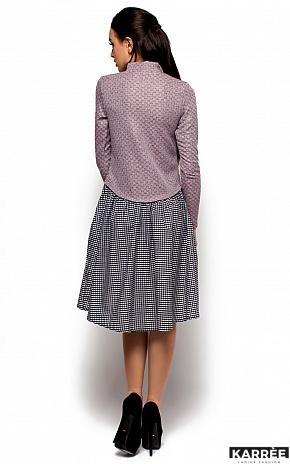 Платье Роуз, Розовый - фото 3