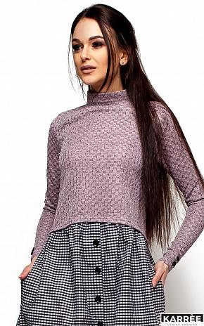 Платье Роуз, Розовый - фото 2
