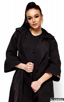 Пальто Зарина, Черный