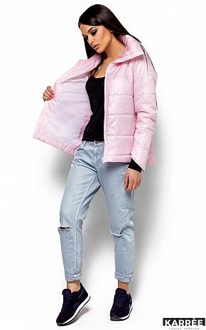 Куртка Бренди, Розовый - фото 3