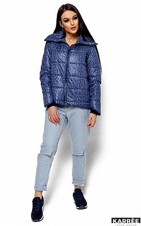 Куртка Бренди, Синий - фото 1