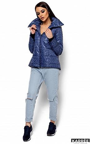 Куртка Бренди, Синий - фото 5