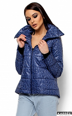 Куртка Бренди, Синий - фото 2