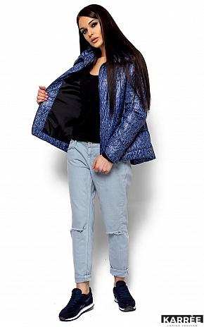 Куртка Бренди, Синий - фото 3