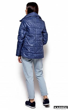 Куртка Бренди, Синий - фото 4