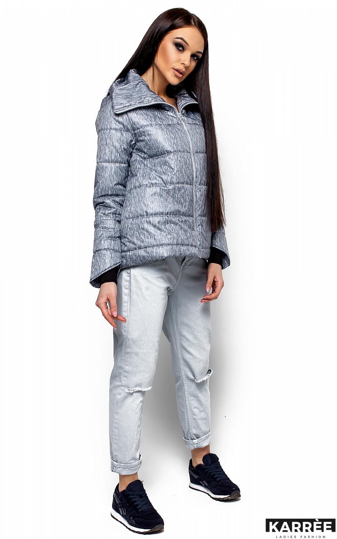 Куртка Бренди, Серый - фото 4