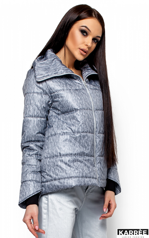 Куртка Бренди, Серый - фото 2