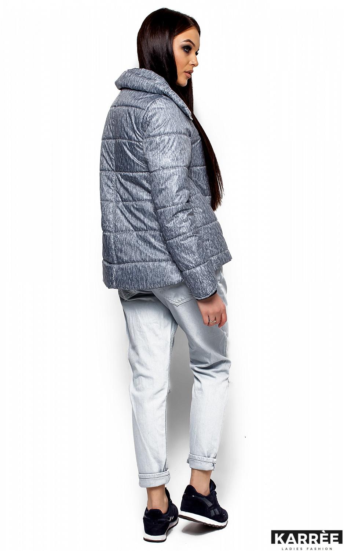 Куртка Бренди, Серый - фото 3
