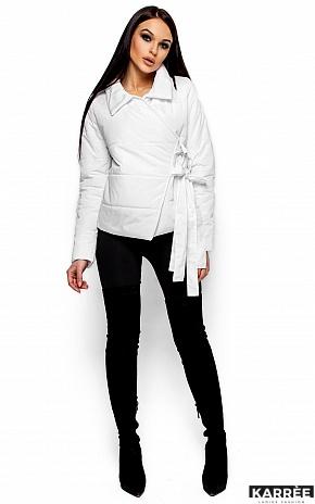 Куртка Флер, Белый - фото 1