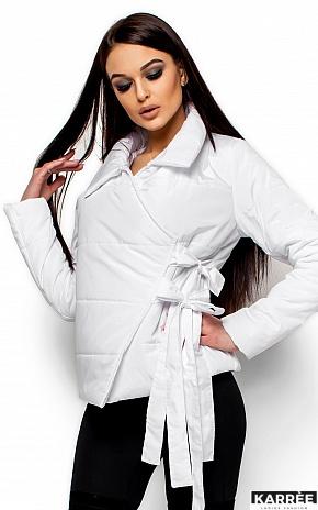 Куртка Флер, Белый - фото 2