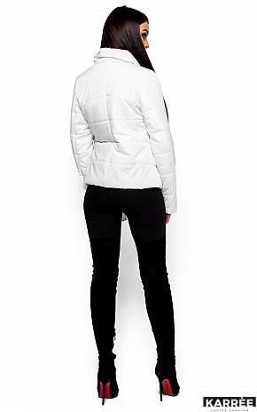 Куртка Флер, Белый - фото 3