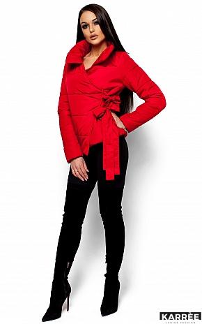 Куртка Флер, Красный - фото 4
