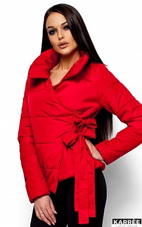 Куртка Флер, Красный - фото 2