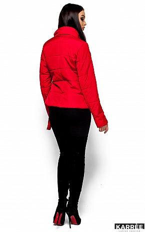 Куртка Флер, Красный - фото 3