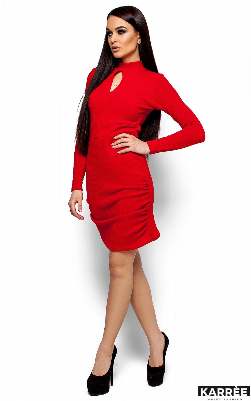 Платье Ларетти, Красный - фото 1