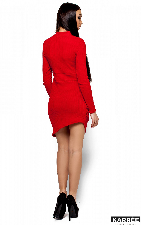 Платье Ларетти, Красный - фото 3