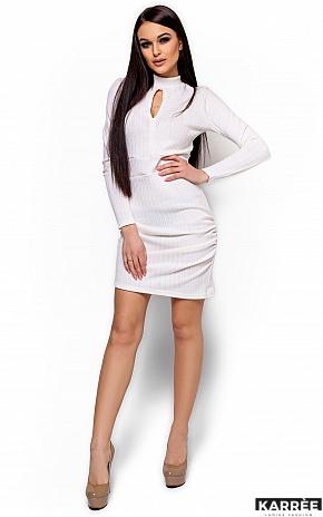 Платье Ларетти, Белый - фото 1