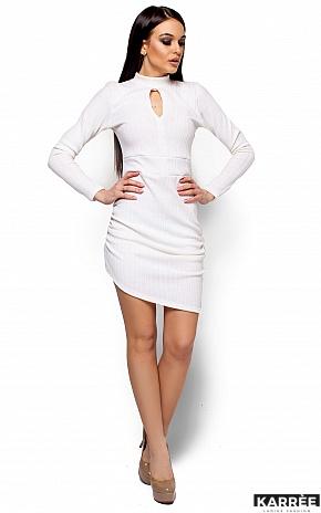 Платье Ларетти, Белый - фото 4