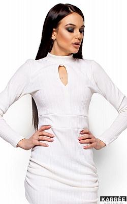 Платье Ларетти, Белый