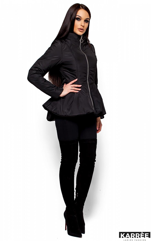 Куртка Антони, Черный - фото 4