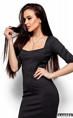 Платье Хилари, Черный