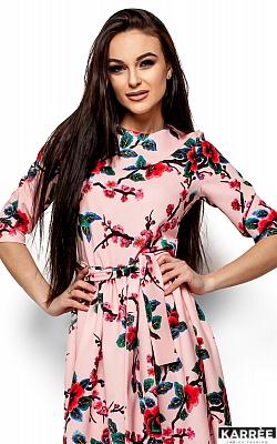 Платье Сакура, Розовый