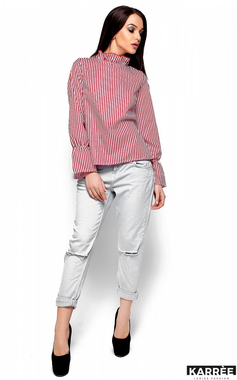 Блуза Перу, Красный - фото 1