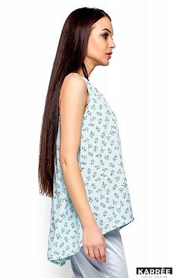 Блуза Моника, Голубой