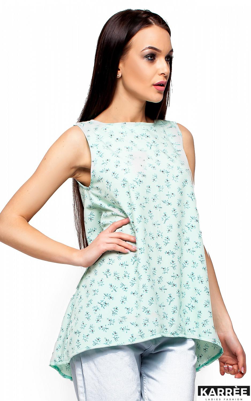 Блуза Моника, Ментоловый - фото 2