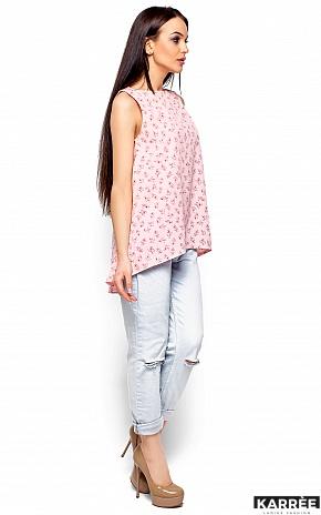 Блуза Моника, Розовый - фото 4