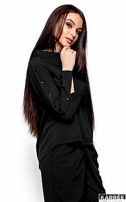 Блуза Вермут, Черный