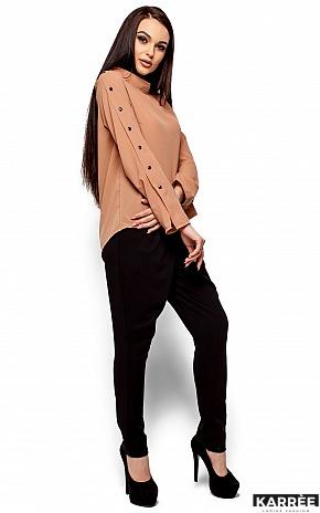 Блуза Вермут, Бежевый - фото 4
