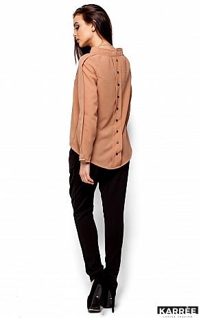 Блуза Вермут, Бежевый - фото 3